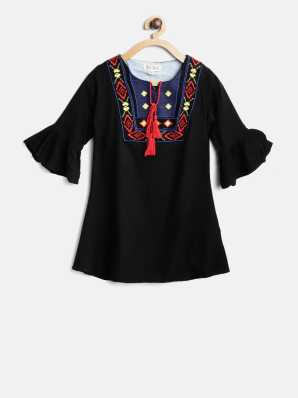 242ab2bce45 Girls Tops- Buy Girls Tops Online At Best Prices In India - Flipkart.com