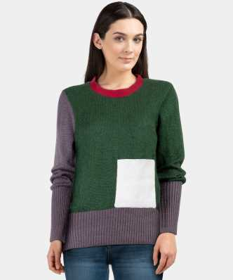 90d17b8f2c4be Sweaters Pullovers - Buy Sweaters Pullovers Online for Women at Best ...