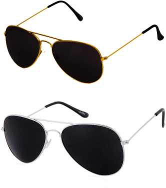 a2122407d47 Aviator Sunglasses - Buy Aviator Specs   Aviator Sunglasses Online at Best  Prices in India