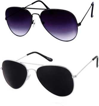 53d83b8fb4 Aviator Sunglasses - Buy Aviator Specs   Aviator Sunglasses Online ...