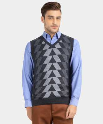 5df38989f5d89 Sleeveless Sweaters - Buy Sleeveless Sweaters Online at Best Prices ...