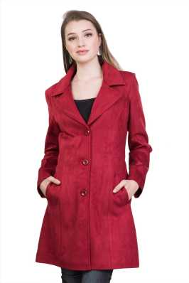 9f75bfd47ce6b Long Coats - Buy Long Coats For Women online at Best Prices in India ...