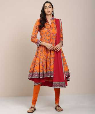 21d02f0319 Salwar Suits - Salwar Suit (सलवार सूट) Designs & Salwar Kameez Online For  Women - Flipkart.com