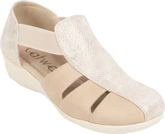 dc096cc34bbe5 Gold Shoes - Buy Gold Shoes online at Best Prices in India ...