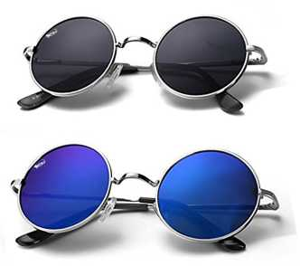 d6f4b8cc5c Round Sunglasses - Buy Round Sunglasses for Men   Women Online at Best  Prices in India