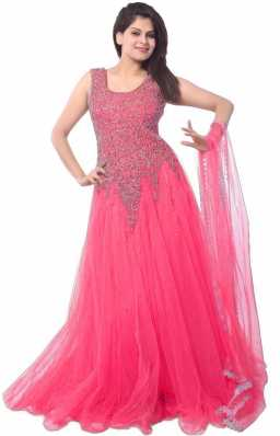 Pink Gowns - Buy Pink Gowns Online at Best Prices In India ... 9eb43d8e7