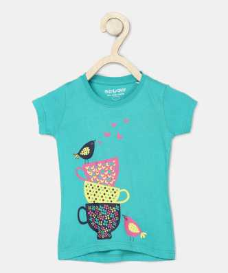 Girls Kids T-Shirts and Tops Online Store Flipkart.com 198396e0c