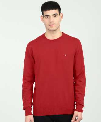 7a524a7c Red Sweaters - Buy Red Sweaters Online at Best Prices In India ...