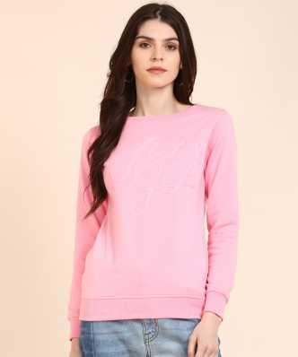 8d9a88c2938d Sweatshirts - Buy Sweatshirts   Hoodies for Women Online at Best ...