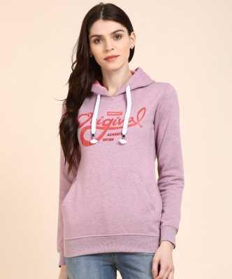 461355c624 Sweatshirts - Buy Sweatshirts / Hoodies for Women Online at Best ...