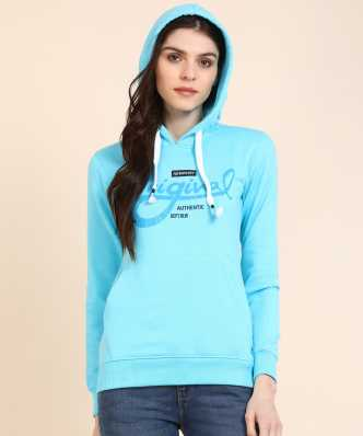 46e23997e6bf Sweatshirts - Buy Sweatshirts   Hoodies for Women Online at Best ...