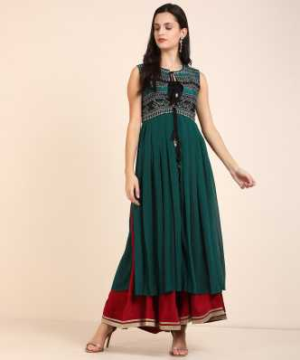 c72a8c86e75c Longline Maxi Tops - Buy Longline Maxi Tops Online at Best Prices In India