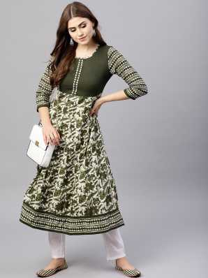 adf4b08a2e9 Aks Kurtas Kurtis - Buy Aks Kurtas Kurtis Online at Best Prices In India