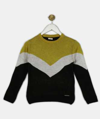 3a4cf84703b Sweaters For Girls - Buy Girls Sweaters Online At Best Prices In ...