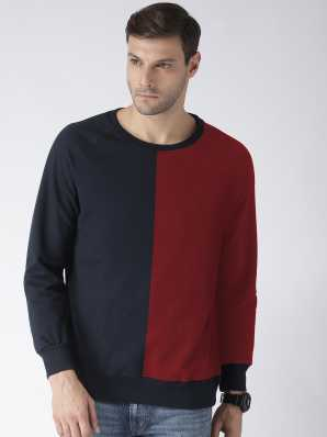 96d70e8798e Sweatshirts - Buy Sweatshirts   Hoodies   Hooded Sweatshirt Online at Best  Prices in India