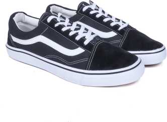 55cd084b3f5fc1 Vans Old Skool Black Shoes - Buy Vans Old Skool Black Shoes online ...