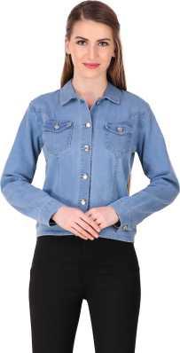 640b5256372 Girls Denim Jackets - Buy Girls Denim Jackets online at Best Prices ...