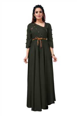 Long Kurtis - Buy Designer Long Kurtis online at Best Prices in ... fcc37afd0