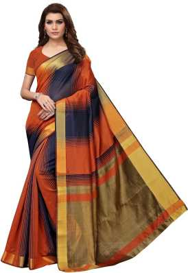 7bfdcd778d Sarees Below 250 - Buy Sarees Below 250 online at Best Prices in ...