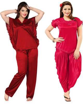 Night Suits for Women - Buy Women Night Suits Online for Women at ... fb3243152