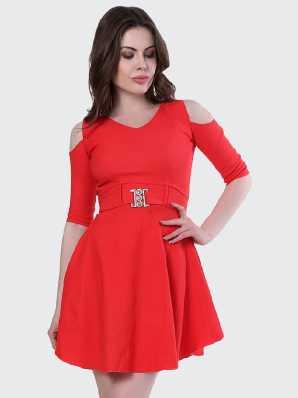 0288ad649d Skater Dress - Buy Skater Dresses Online at Best Prices In India ...