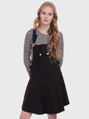 65f3afede23 Dungarees for Women - Buy Women Dungarees   Dangri Suit Online at Best  Prices In India