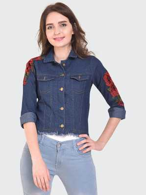 f87af95a Denim Jackets - Buy Jean Jackets for Women & Men online at best ...