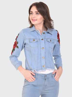 3be7790705d Denim Jackets - Buy Jean Jackets for Women & Men online at best prices -  Flipkart.com
