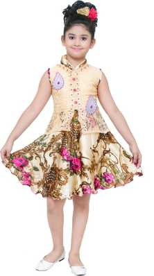 6c3510a5648c Girls Clothes - Buy Girls Frocks   Dresses Online at Best Prices in ...