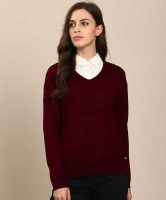 bb9f2361da35 Sweaters Pullovers - Buy Sweaters Pullovers Online for Women at Best ...