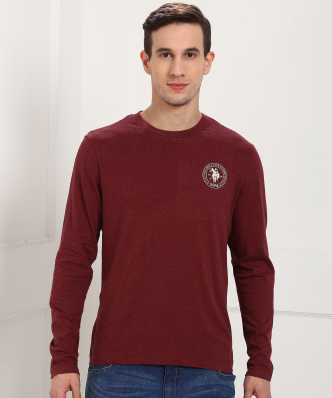 fe241cc104 Long T Shirt - Buy Long T Shirt online at Best Prices in India ...