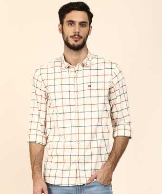 a4e43ef5315e6 Men's Casual Shirts - Buy Casual shirts for men online at best ...
