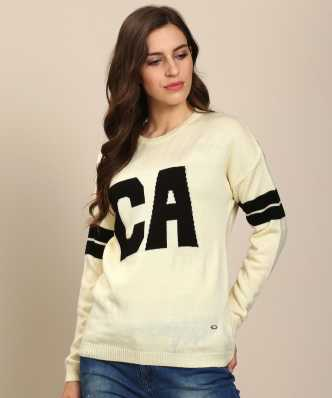 b0eea5312c3f Sweaters Pullovers - Buy Sweaters Pullovers Online for Women at Best ...