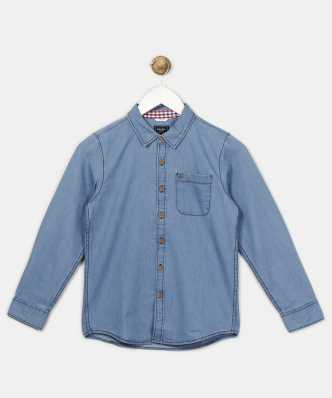 4121d54b4 Boys Shirts Online Store - Buy Shirts For Boys Online At Best Prices ...