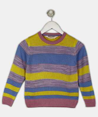 9d6b186b55b Sweaters For Girls - Buy Girls Sweaters Online At Best Prices In India -  Flipkart.com