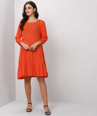 a0db8c819b Dresses Online - Buy Stylish Dresses For Women (ड्रेसेस ...