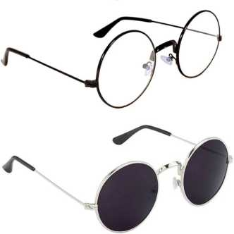 018ae2a4c28 Transparent Sunglasses - Buy Transparent Sunglasses online at Best Prices  in India