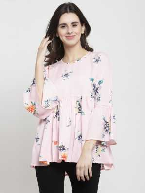 7a098ce982 Floral Tops - Buy Floral Tops Online For Women at Best Prices In ...
