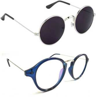 e2610bc52e Transparent Sunglasses - Buy Transparent Sunglasses online at Best ...