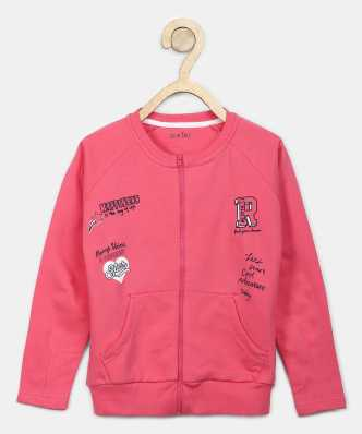 320b572bc Girls Jackets - Buy Winter Jackets for Girls Online At Best Prices ...