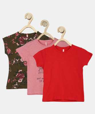 498dddb18 Girls T-Shirts Online At Best Prices In India - Flipkart.com