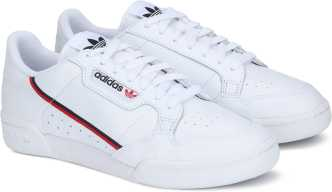 58b6fd6505c7 Adidas White Sneakers - Buy Adidas White Sneakers online at Best ...