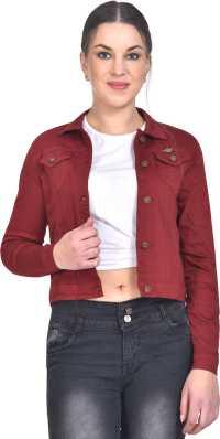 outlet putiikki myymälä ottaa kiinni Denim Jackets - Buy Jean Jackets for Women & Men online at ...