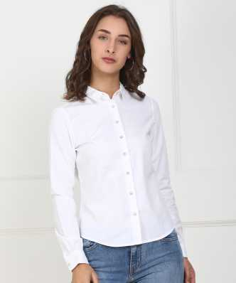 52e16c9c Women's Shirts Online at Best Prices In India|Buy ladies' shirts ...
