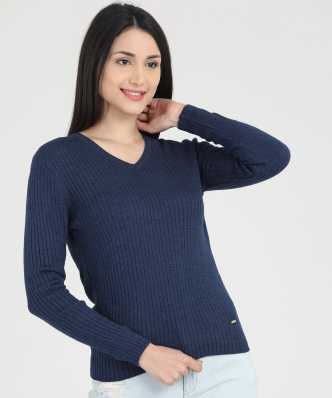 1135af64417c0 Sweaters Pullovers - Buy Sweaters Pullovers Online for Women at Best Prices  in India