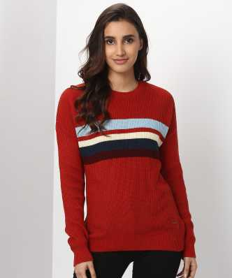 Sweaters Pullovers - Buy Sweaters Pullovers Online for Women at Best