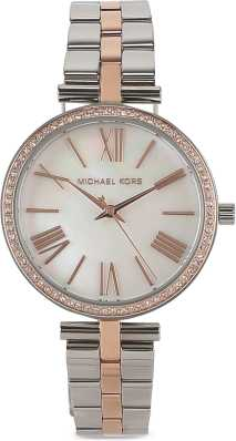 4d2cdc6d425b Michael Kors Watches - Buy Michael Kors Watches Online For Men   Women at  Best Prices in India