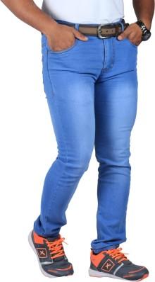 "New Mens Regular Fit Straight Leg Jeans 30/""-50/"" Waist Dark Blue Black Light Blue"