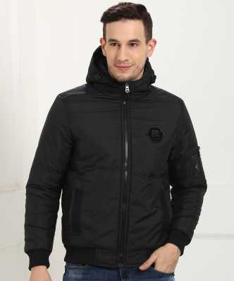 114ba37dd3d1 Black Jackets - Buy Black Jackets Online at Best Prices In India ...