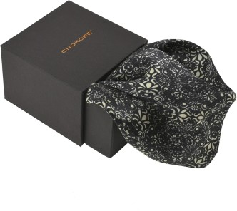 Chokore Multicolor Pocket Square Combo of 3 Buy 2 get 1 free